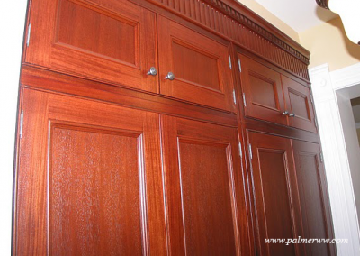 Palmer Woodwork-custom cabinets