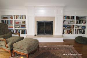 Palmer Woodwork-custom cabinets